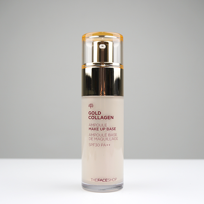 Kem Nền THE FACE SHOP Gold Collagen Ampoule Foundation spf30 pa ++