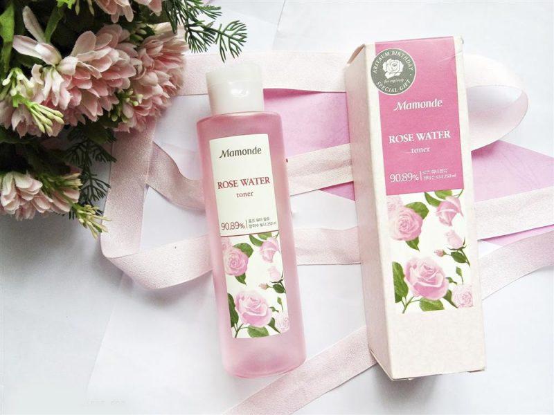 Nước hoa hồng Mamonde