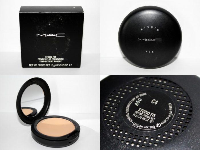 Phấn Nền phủ MAC Studio Fix Powder Plus Foundation