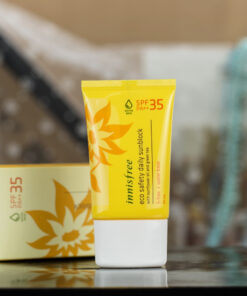 Kem chống nắng Innisfree eco safety daily sunblock spf35