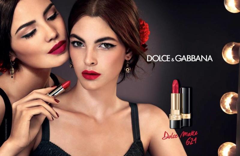 SON DOLCE & GABBANA MATTE Son môi cao cấp chính hãng