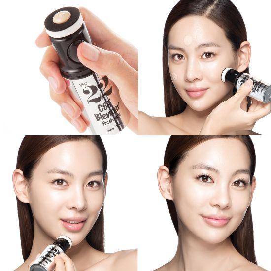 """Kem nền Ver 22 C & T Blender Fresh Mix """"thần thánh"""" tốt nhất Hàn Quốc"""