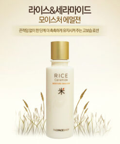 Sữa dưỡng gạo The Face Shop – Rice Ceramide moisture emulsion
