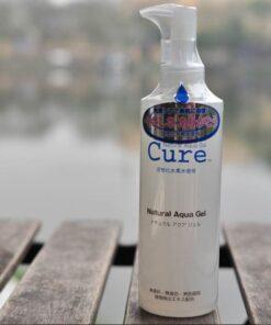Gel tẩy da chết Cure