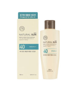 Kem chống nắng dưỡng thể body Nature Sun Eco The Face Shop