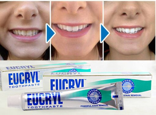 Kem Đánh Răng Eucryl Toothpaste