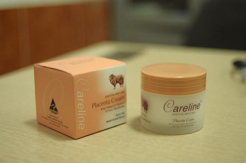 Kem dưỡng da nhau thai cừu Careline Úc