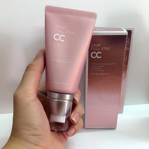 CC Cream Full Stay CC 24HR tạo lớp nền cực mịn