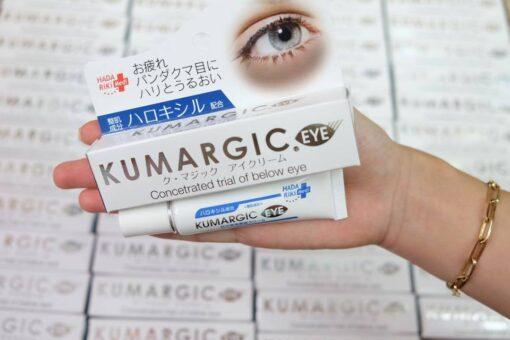 Kem trị thâm quầng mắt Kumargic