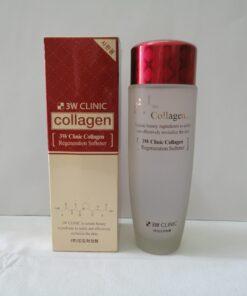 Nước hoa hồng collagen 3W Clinic Regeneration Softener