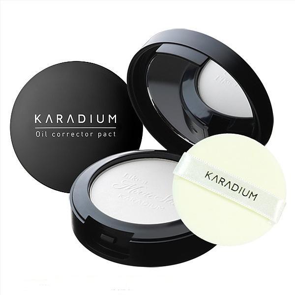 Tín đồ phấn phủ Karadium Oil mỹ phẩm cứu cánh da dầu