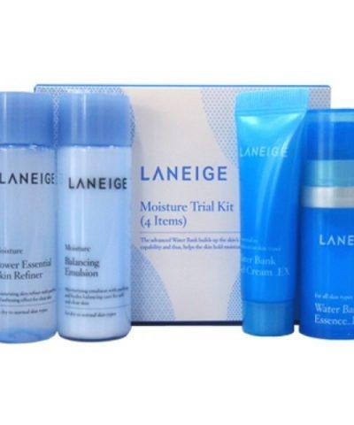 Set mini dưỡng ẩm Laneige Moisture Trial Kit