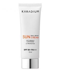 Kem chống nắng trắng da Karadium Sun Cream Hàn Quốc