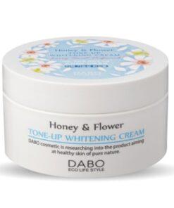 Kem dưỡng trắng da DABO honey & flower tone-up whitening