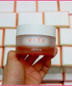 Kem dưỡng trắng Vita Milk Cream Aritaum cao cấp Hàn Quốc