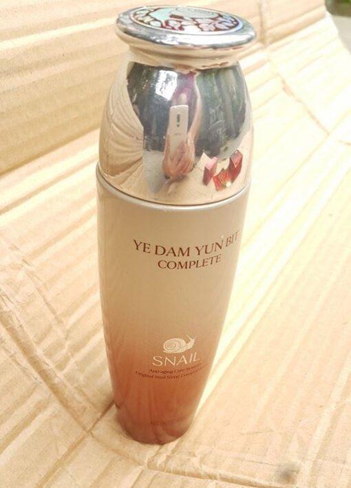 Nước hoa hồng tinh chất ốc sên – Ye Dam Yun Bit