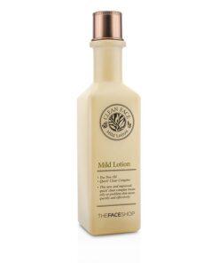 Sữa dưỡng dành cho da dầu và mụn Clean Face Mild Lotion The Face Shop