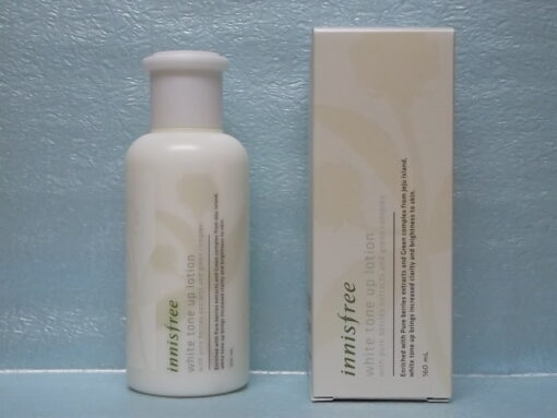 Sữa dưỡng trắng da Innisfree White Tone Up Lotion