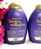 Dầu gội đặc trị gầu kích thích mọc tóc phục hồi hư tổn Biotin hàng xách tay Mỹ