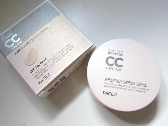 Sự thật kem nền CC cream The Face Shop siêu che khuyết điểm