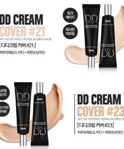 Kem nền DD Cream 24/7 Day Defence SkinTalk – Mặt hoa da... thật