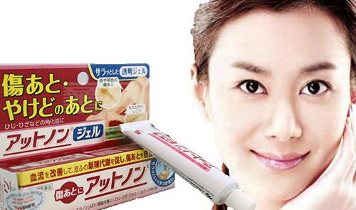 Image result for kem trị sẹo kobayashi của nhật bản
