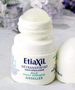 Lăn khử mùi đặc trị hôi nách Etiaxil 15ml