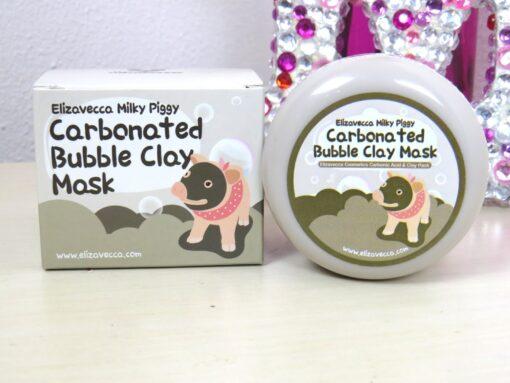 Mặt nạ thải độc khử chì bì heo Carbonated