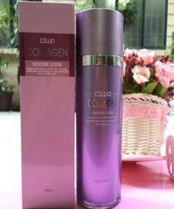 Sữa dưỡng da CELLIO Collagen Moisture Lotion