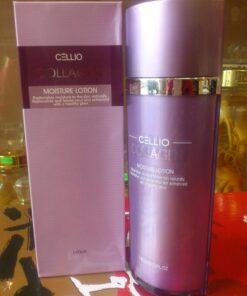 Sữa dưỡng da CELLIO Collagen Moisture Lotion