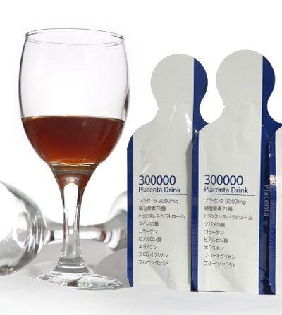 Tinh chất nhau thai heo Dr Select Placenta Drink 300000mg