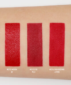 son 3ce red recipe matte lip color