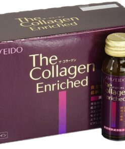 The Collagen Enricheh Sheseido dạng nước