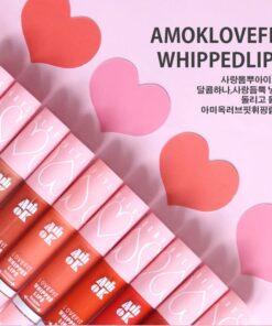 Khám phá son kem Amok đang tạo cơn sốt trên thị trường