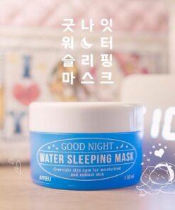 Mặt nạ ngủ Apieu good night water sleeping