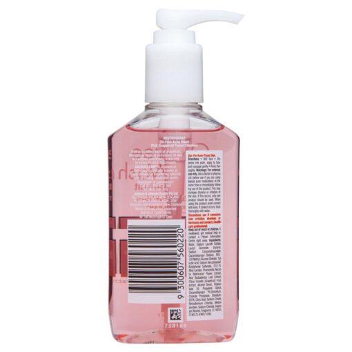 Sữa rửa mặt Neutrogena hồng