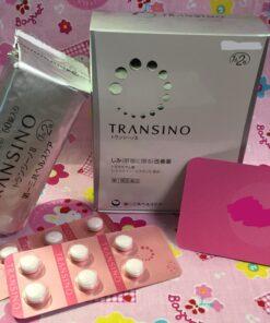 Viên uống trị nám Trasino 240 viên Nhật Bản