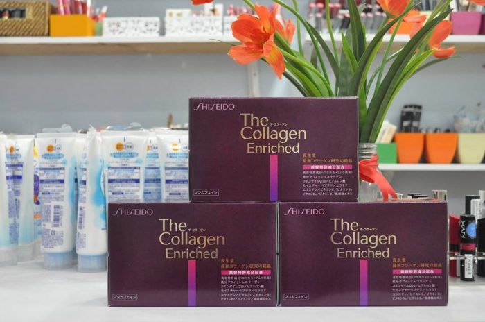 The Collagen Enriched Shiseido dạng nước 50ml
