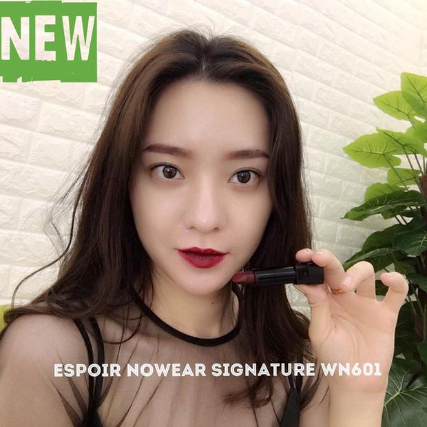 Son thỏi Espoir Lipstick No wear dòng M S G Signature