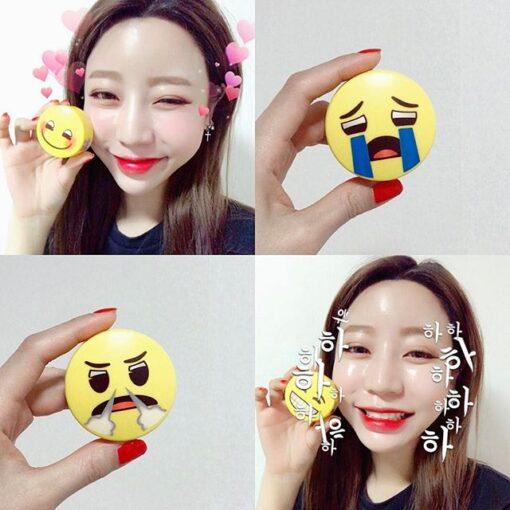 Phấn Phủ Kiềm Dầu Innisfree No Sebum Emoji-2