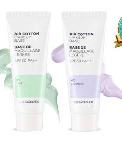 Kem lót Air Cotton The FaceShop