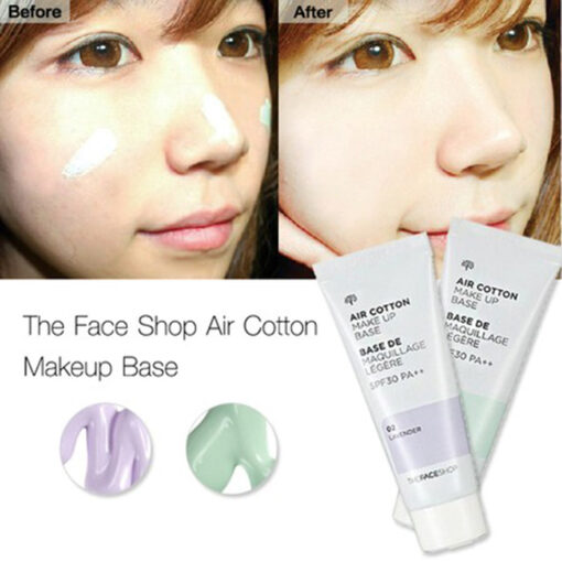 Kem lót Air Cotton The FaceShop