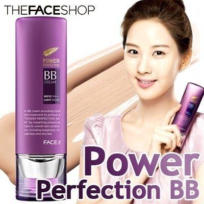 Kem Nền Đa Năng BB cream Face it power perfection The Face Shop