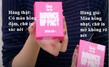 Phấn tươi Ver 22 Bounce Up Pact SPF 50/PA+++