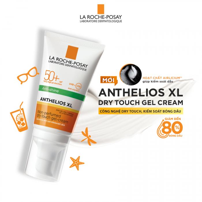 Kem Chống Nắng La Roche-Posay Anthelios XL cho da dầu nhạy cảm