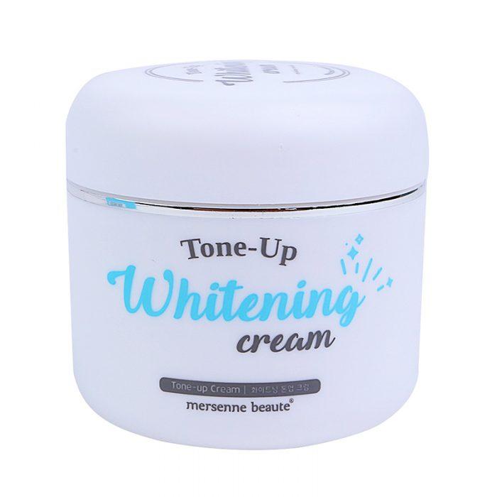 Kem Dưỡng Trắng Da Tone-Up Whitening Cream Mersenne Beaute