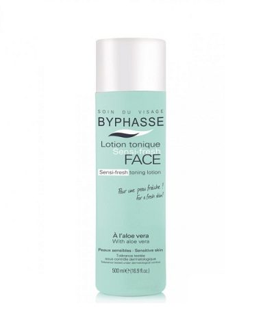 Nước hoa hồng Byphasse Face Soft Toner Lotion