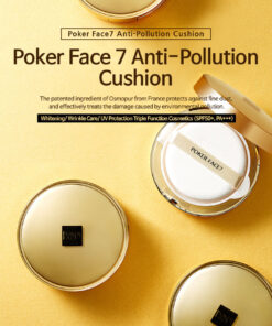 Phấn nước Poker Face 7 Anti-Pollution Cushion
