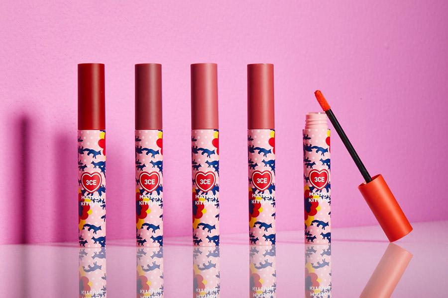 「son 3ce maison kitsune velvet lip tint」的圖片搜尋結果