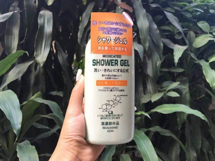 Sữa tắm Kaminomoto